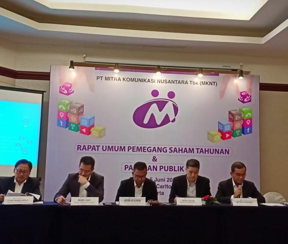 PT MKNT Raih Penjualan Rp6,3 Triliun