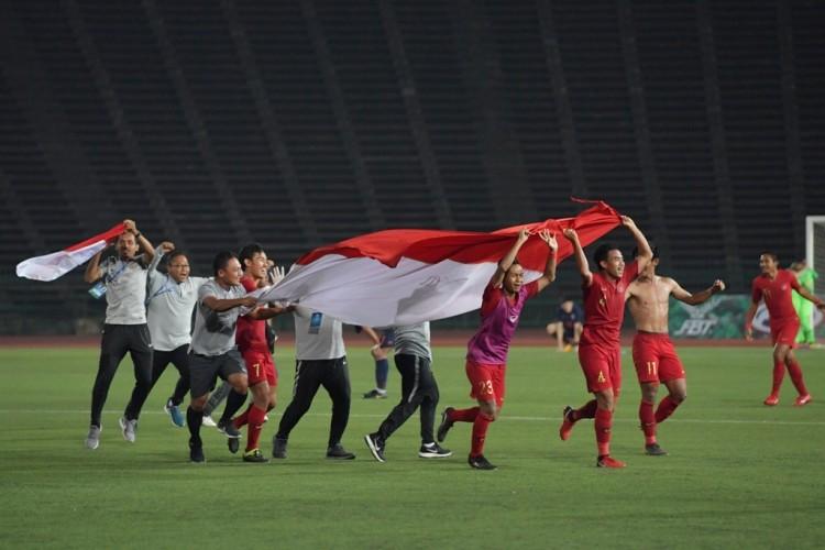 Raih Piala AFF, Timnas U-22 Bakal Diarak Keliling Jakarta