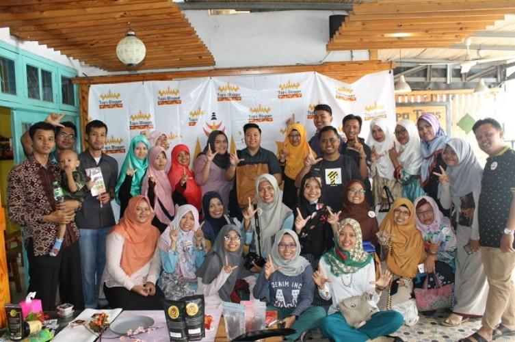 Rayakan Milad, Komunitas Tapis Blogger Ajak Tingkatkan Silaturahmi