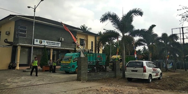 Razia Rutin Polisi Dorong Pendapatan PKB di Tulangbawang Barat