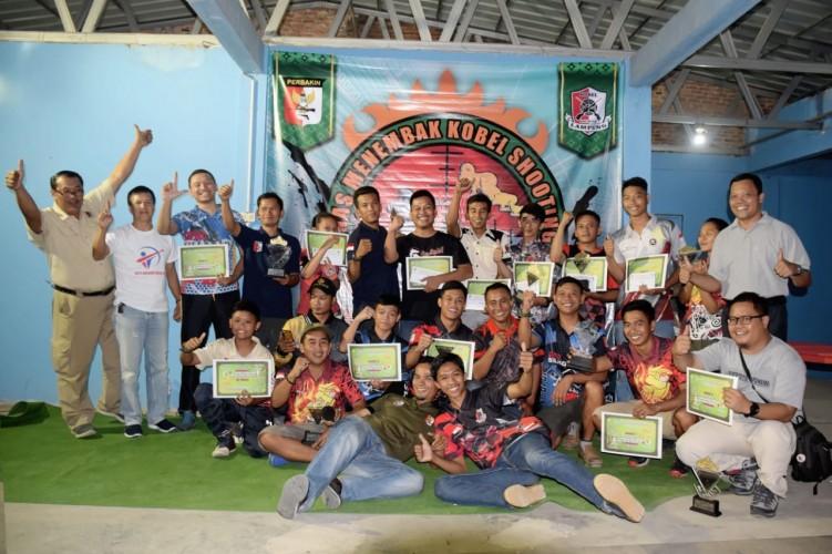 RB SC Palangkaraya Juara Umum Kejurnas Kobel SC Cup #2