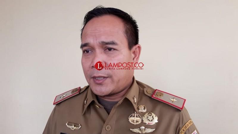 Rekap Wajib KTP-El di Lampung Baru 96 Persen