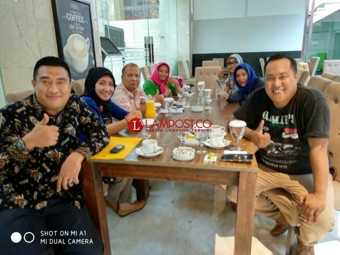 Relawan Bejo Lampung Mulai Bergerak