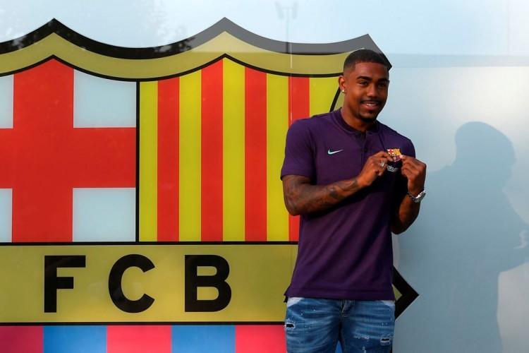Resmi, Barcelona Boyong Malcom dari Bordeaux