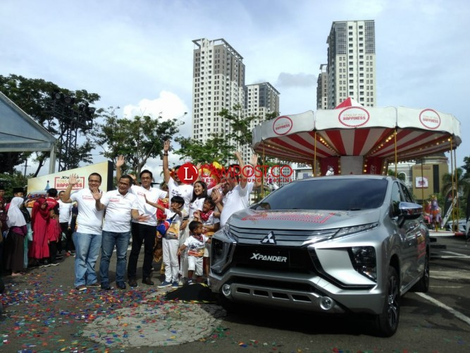 Roadshow Xpander Tons of Real Happiness Ditutup