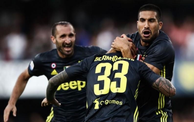 Ronaldo Lakoni Debut, Juventus Raih Kemenangan