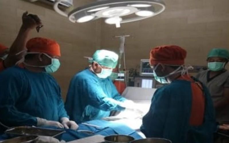 RSUD Menggala Sukses Lakukan Operasi Pemasangan Kateter Penderita Gagal Ginjal