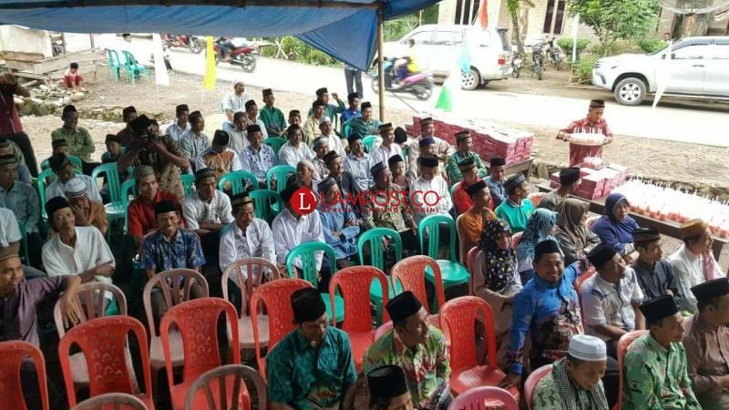 Safari Ramadan, Pj. Bupati Tanggamus Kunjungi Airnaningan