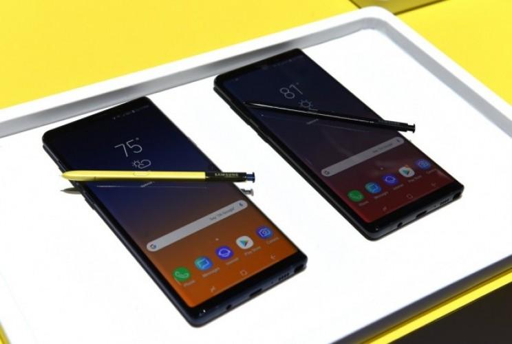 Samsung Galaxy Note 9 Tahan Banting