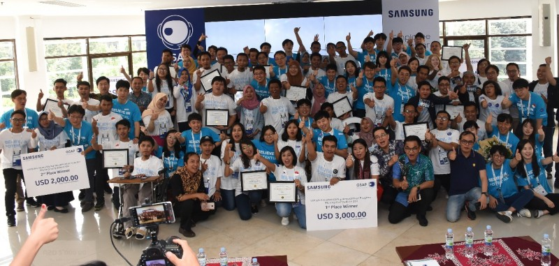 Samsung Luncurkan Global Startup Acceleration Program