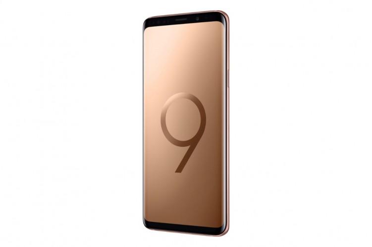 Samsung Rilis Warna Baru Galaxy S9+ Dibanderol Rp13,5 Jutaan