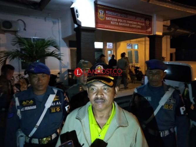 Satpol PP Bandar Lampung Razia Tempat Hiburan Selama Ramadan