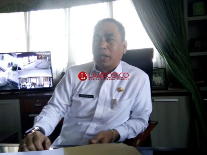 Satpol PP Pringsewu Diminta Amankan Aset Pemkab Selama Libur Lebaran