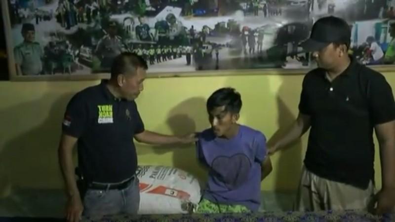 Satu Ditangkap, Lima Pelaku Bajing Loncat Diburu