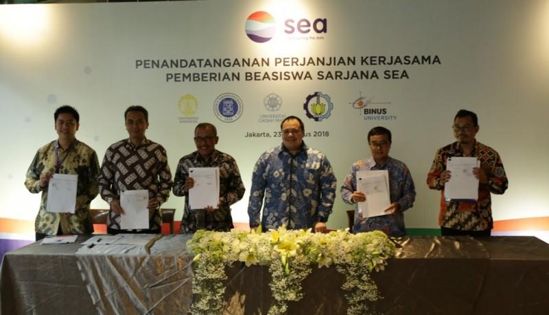 SEA Undergraduate Scholarship Akan Berikan 50 Beasiswa Sarjana