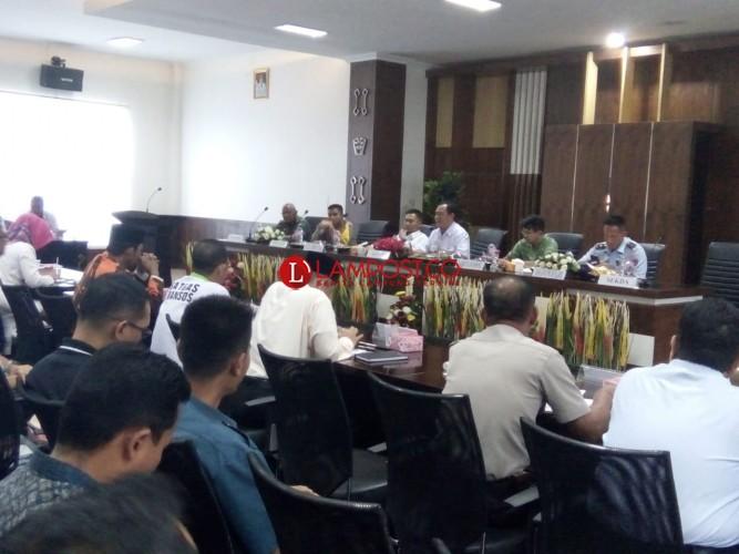 Sekkab Minta Semua Pihak Ikut Sukseskan Kirab Obor Asian Games di Tuba