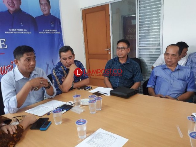 Sekretaris Demokrat Lampung Terkejut Bakal Calegnya Mantan Koruptor