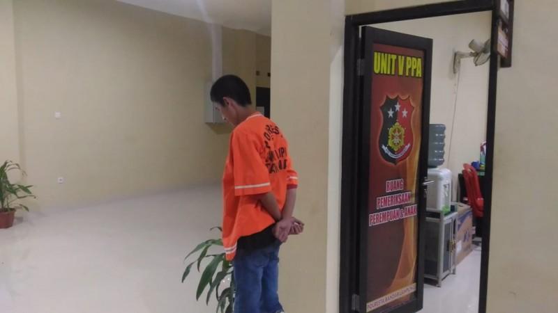 Setubuhi ABG, Seorang Pemuda Diringkus Polisi