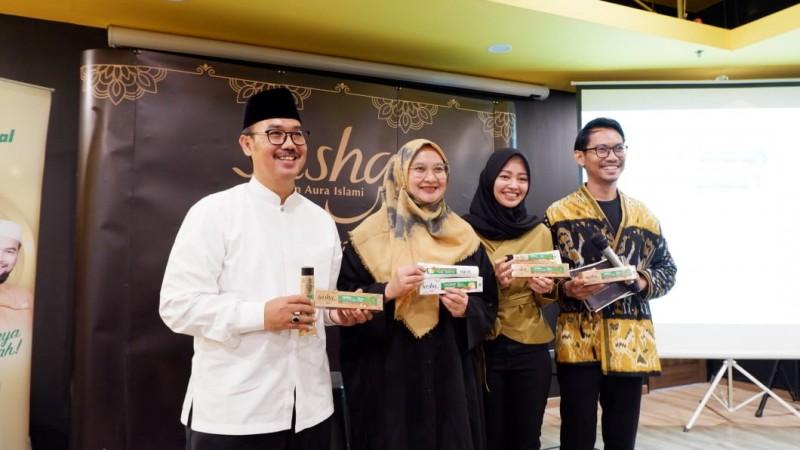 Shasa Kantongi Sertifikat Halal dan SJH