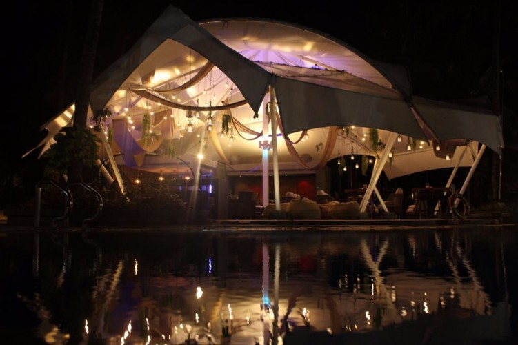 Sheraton Sambut Tahun Baru Bertema On Cloud Nine Party