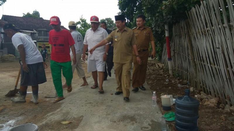 Sidak di 4 Kelurahan, Walikota Herman HN Ungkapkan Rasa Puas