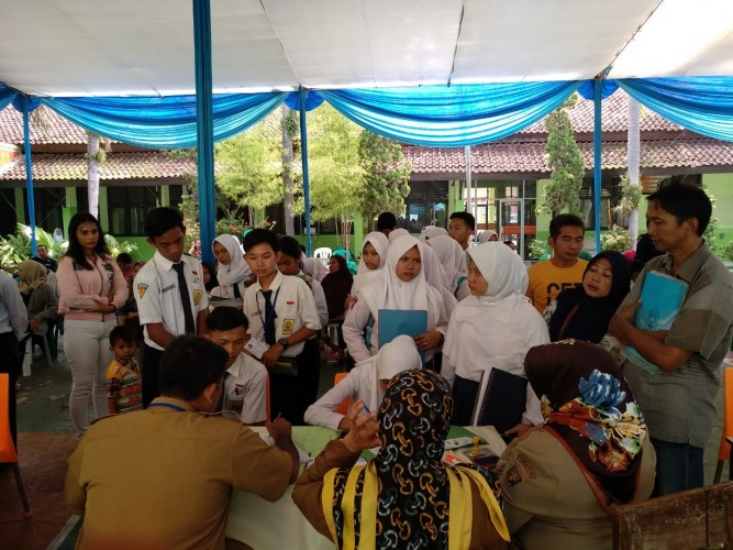 Siswa Baru SMA/SMK di Lampung Tiga Hari Ikuti MPLS