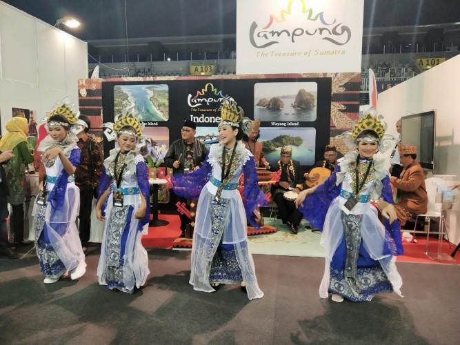 Siswa Lampung Promosi Budaya di Kroasia