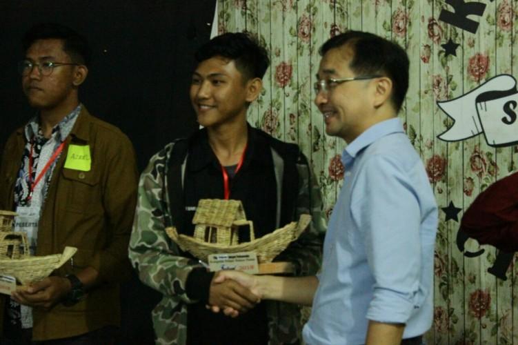 Siswa SMKN 5 Bandar Lampung Juara Nasional Lomba Film Pendek Dokumenter