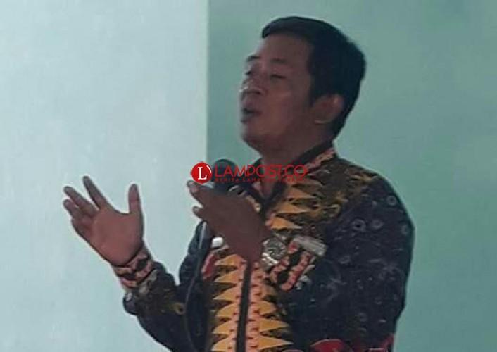 Slamet Sulaiman Jabat Plt Kabag Humas Mesuji