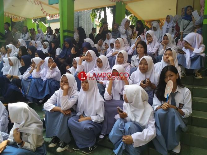 SMK Swasta di Bandar Lampung Telah Terima BOS