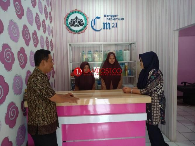 SMKN 3 Bandar Lampung Siapkan Tenaga Kerja Profesional