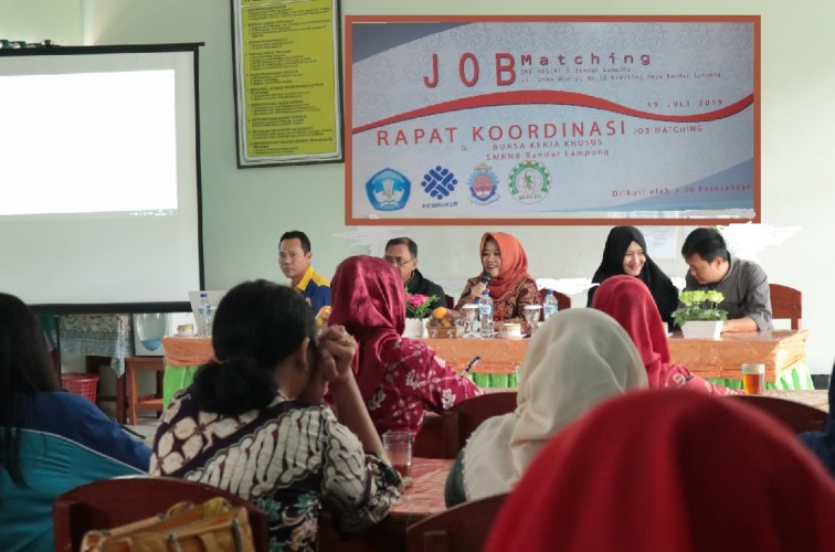 SMKN 8 Bakal Gelar Job Matching, Tersedia Ratusan Lowongan Kerja