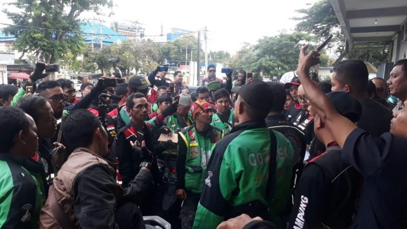 Soal Tuntutan Gaspool Lampung, Ini Jawaban Gojek