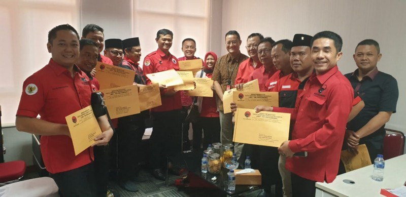 Sopi'i Kembali Pimpin DPRD Tulangbawang