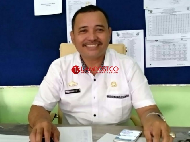 SPI di SMAN 9 Bandar Lampung Untuk Bangun Kantin Sekolah