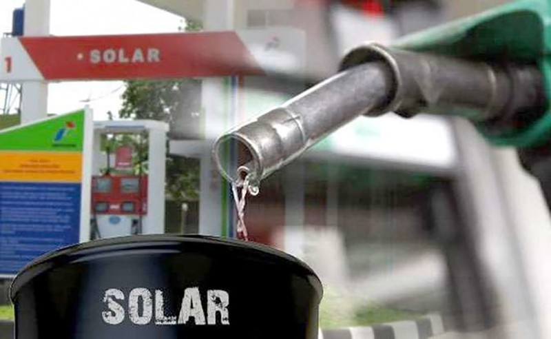 Subsidi Solar Jadi Rp2.000 per Liter