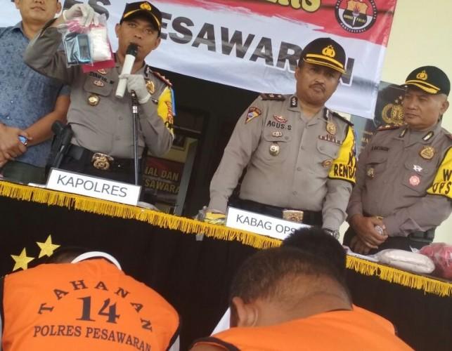 Sudah Bertobat, Bandar Narkoba Ditembak Petugas akibat Menjual Lagi Barang Haram