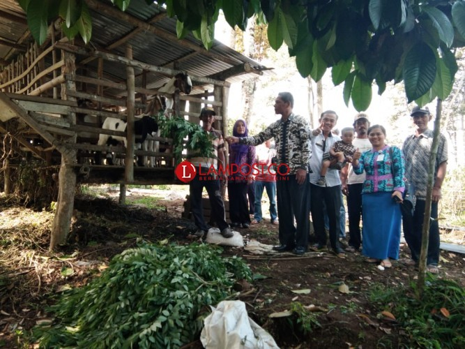 Sukseskan Program KUBe Perdesaan di Lambar, Pendamping Diberi Pelatihan
