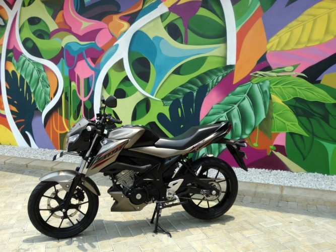 Suzuki Belum Mau Ungkapkan Harga GSX150 Bandit