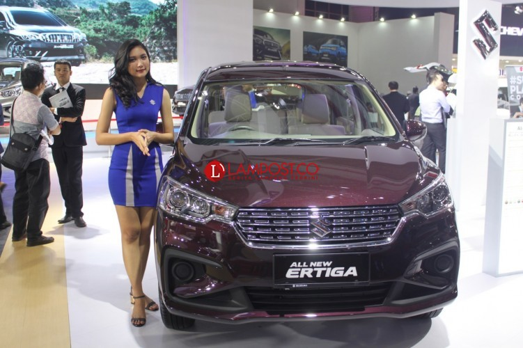 Suzuki Gelar Program Test Drive Berhadiah All New Ertiga