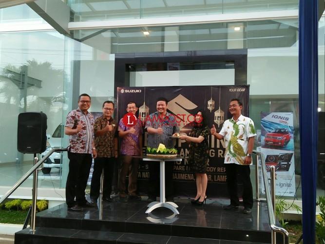 Suzuki Persada Lampung Raya Tempati Gedung Baru