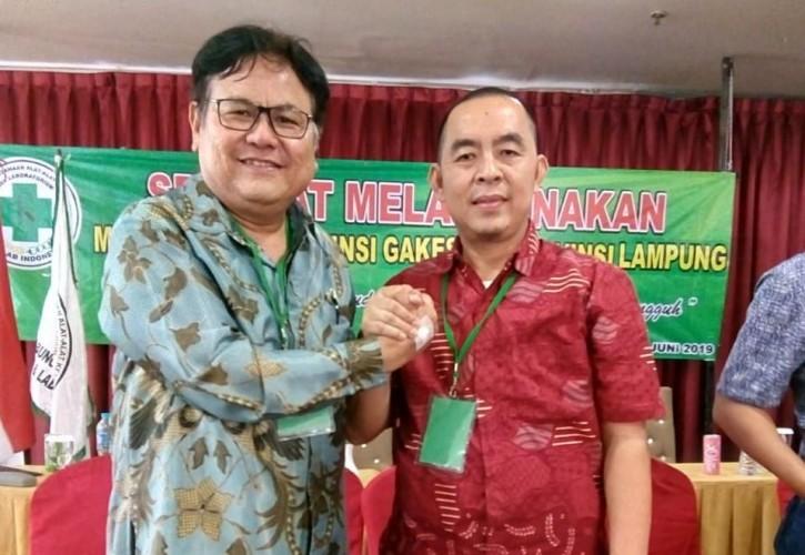 Syaipuddin Terpilih Jadi Ketua Gakeslab Periode 2019-2013