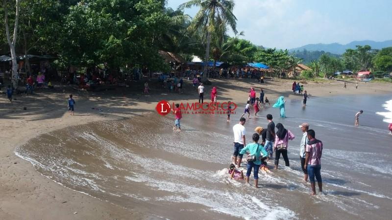 Tanggamus Belum Miliki Petugas Penjaga Pantai
