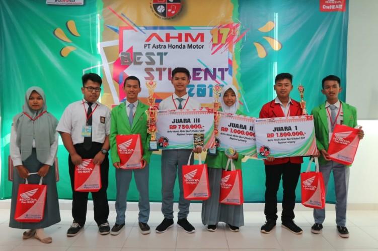 TDM Andalkan Pelajar SMK asal Lamtim di Ajang AHMBS