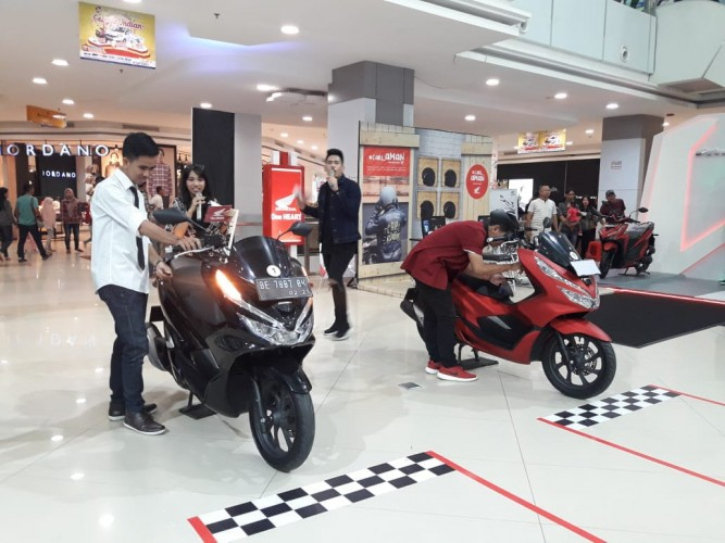 TDM Raup 13 Ribu Premium Matic di 2018
