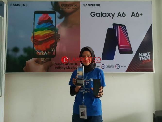 Teknologi Samsung A6 dan A6+ Android Milenial