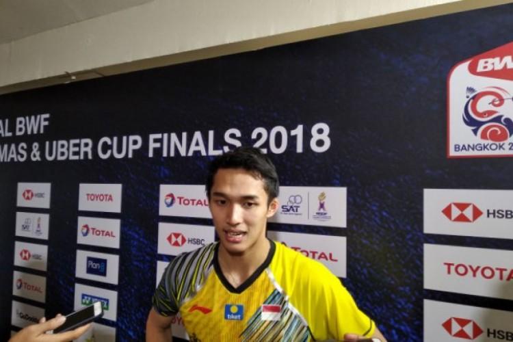 Tekuk Malaysia 3-1 Indonesia ke Semifinal Piala Thomas