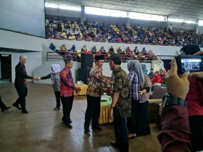 Tenaga Honor Murni Lambar Ikuti Seleksi Peningkatan Status Jadi Tenaga Kontrak