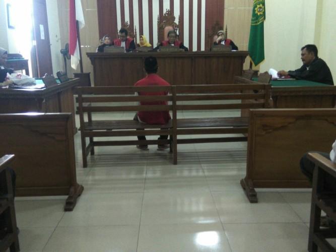 Terdakwa Pencabulan Anak Divonis 10 Tahun Penjara