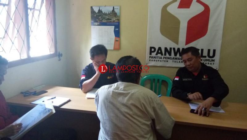 Terlibat Kampanye, Kepala Tiyuh Jayamurni Dipanggil Panwaslu